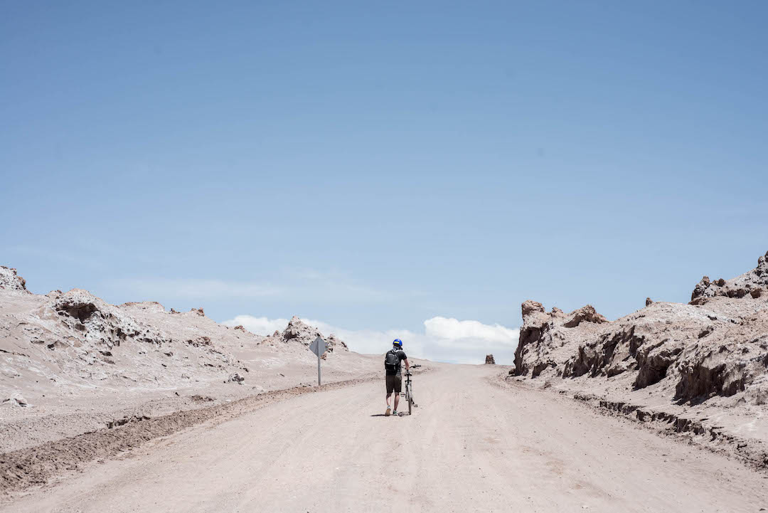 Travel Outlandish - Biking in Valle de la Luna