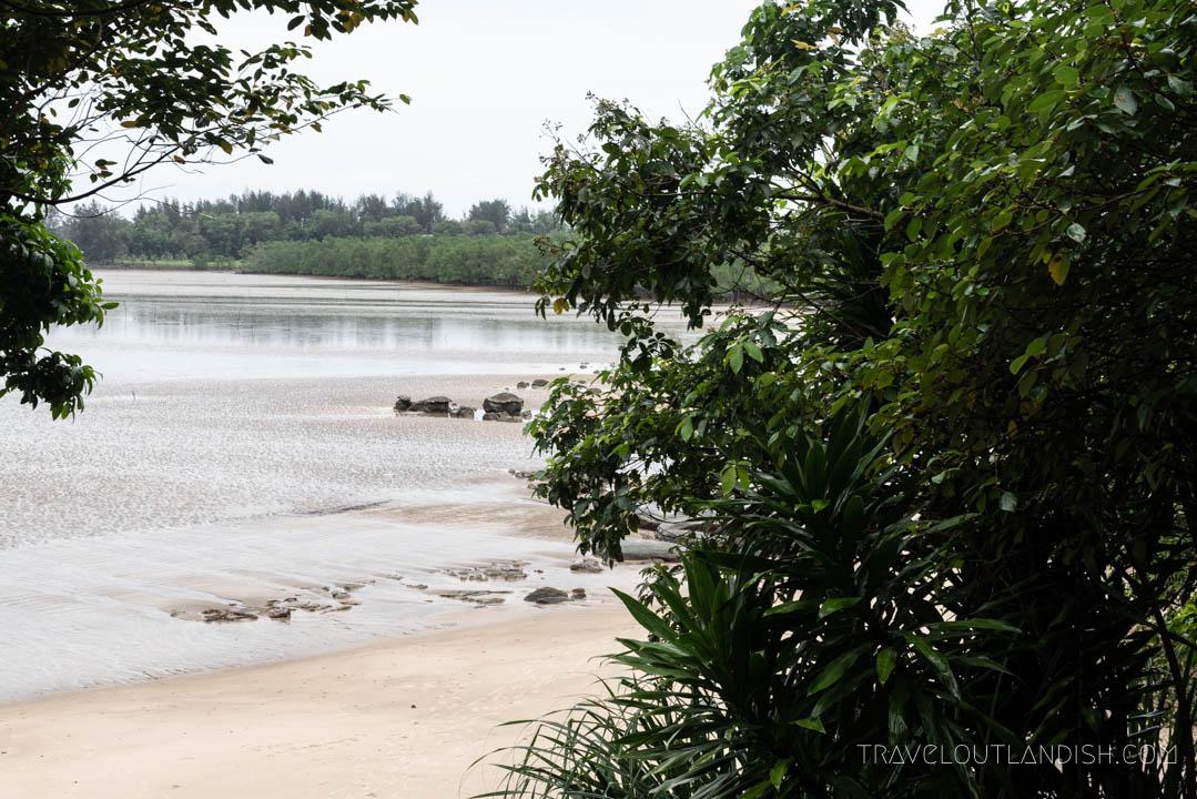 The Culvert - Private Beach