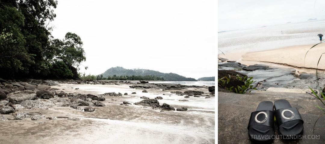 The Culvert - Collage of Beach